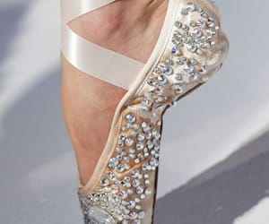 ballet, fashion, and shoes image