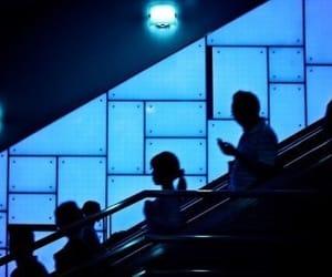 blue and grunge image
