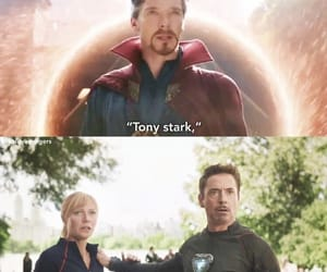 Avengers, gwyneth paltrow, and iron man image