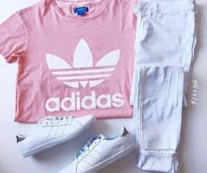 adidas, outfit, and photography image