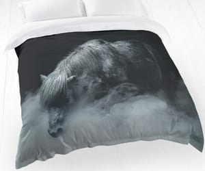 animal, duvet cover, and etsy image