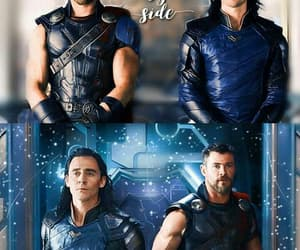 Marvel, thor, and loki image