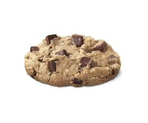 cookie, food, and milk image