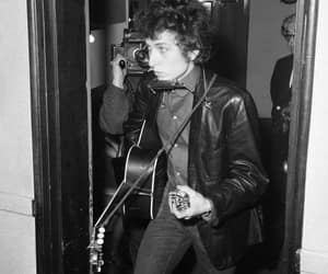 bob dylan and bobby d image