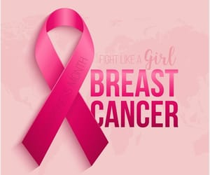 breast cancer, signs of breast cancer, and breast cancer symptoms image