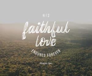bible, god, and psalms image
