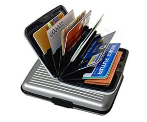 pocket index card holder image