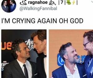 mark ruffalo, Marvel, and loki image
