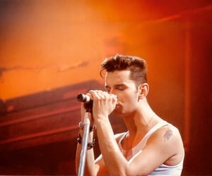 80s, dave gahan, and depeche mode image