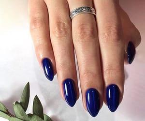 blu, blue, and dark image