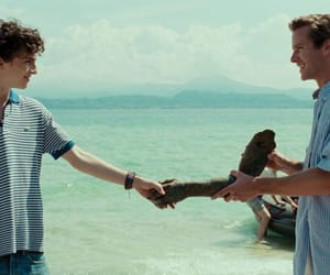 call me by your name, oliver, and armie hammer image