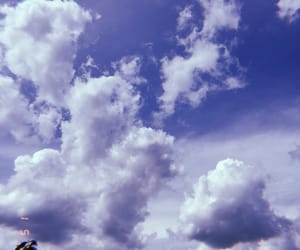 background, blue, and sky image