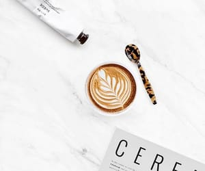 coffee and spoon image