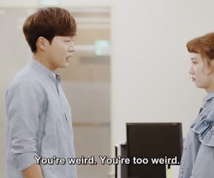 kdrama, park eun bin, and age of youth 2 image