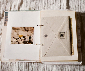 collection, letters, and folder image