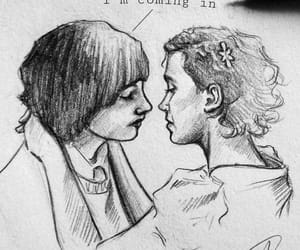 draw, eleven, and fan art image