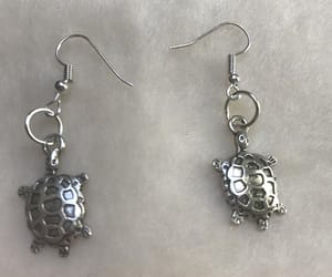 animal earrings, girlfriend gift, and gift for wife image