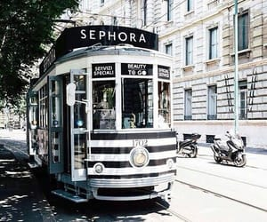 sephora, city, and travel image