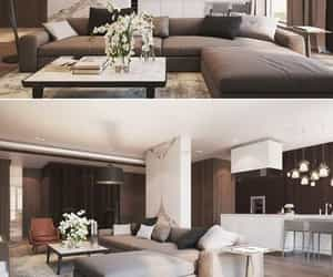 bedroom, big, and decor image