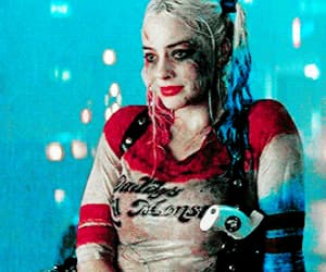 gif, suicide squad, and harley quinn image