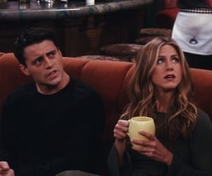 Jennifer Aniston, joey tribbiani, and rachel green image