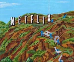 netflix, hollywood, and funny image