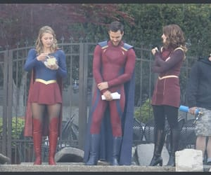 DC, Supergirl, and melissa benoist image