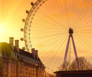 london, amazing, and city image