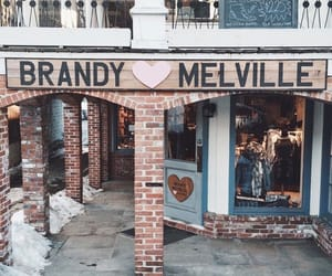 brandy melville, fashion, and clothes image
