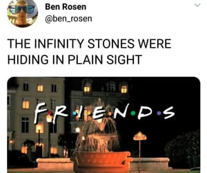 Avengers, power stone, and friends image