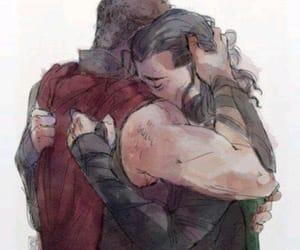 thor, loki, and Avengers image