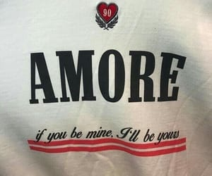 love and ️amore image