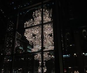 luxury, black, and lights image