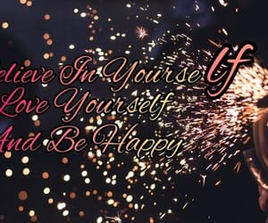 self love, thesmileproject, and believe in yourself image