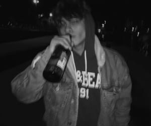 boy, alcohol, and guy image