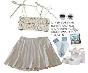 aesthetic, fashion, and nymphet image