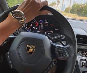 babe, glamour, and Lamborghini image