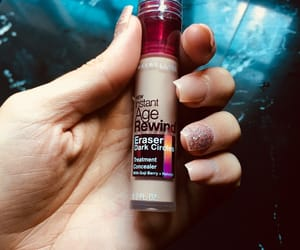beauty, makeup, and Maybelline image