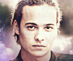 frank dillane, clouds, and love image