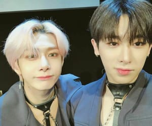 wonho, hyungwon, and monsta x image
