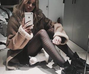 elsa hosk, outfit, and model image