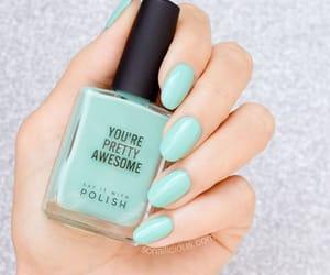 glam, nail polish, and tumblr image