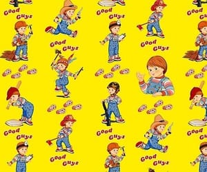 Chucky, horror, and wallpapers image