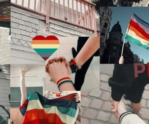 header, twitter, and lgbt image