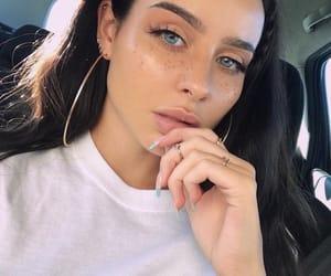 makeup, spring, and girl image