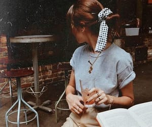 girl, fashion, and vintage image