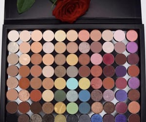 beautiful, beauty, and eyeshadow image