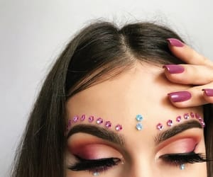beauty, classy, and eyebrows image