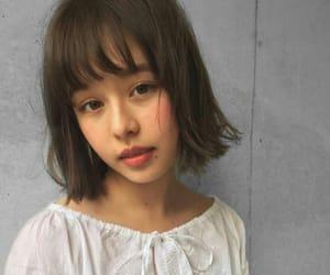 aesthetic, girls, and haircut image