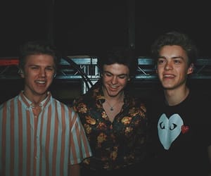 george smith, blake richardson, and reece bibby image
